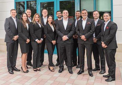 Meet the PurePoint Financial Team, a Hybrid Digital Bank in Fort Lauderdale, Florida.