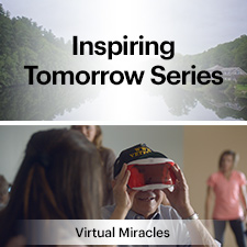 Inspiring Tomorrow Series - Virtual Miracles